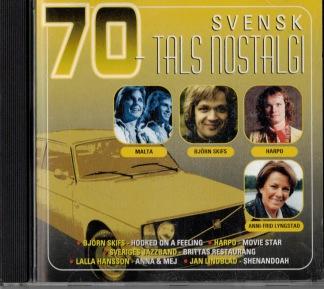 Svensk 70-tals nostalgi -