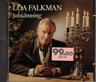 Loa Falkman -