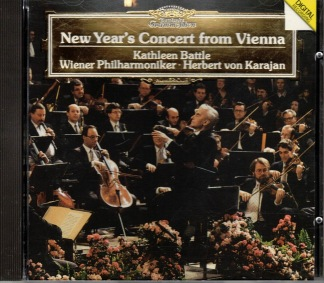 New Year´s Concert from Vienna