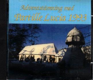 Adventstämning med Partille Lucia 1993 -