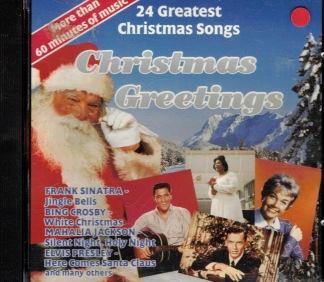 Christmas Greetings -