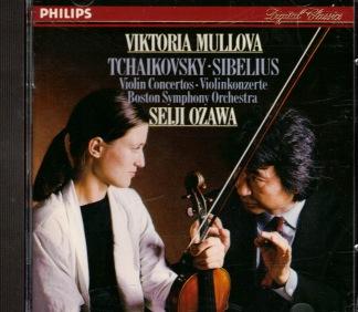 Tchaikovsky & Sibelius -