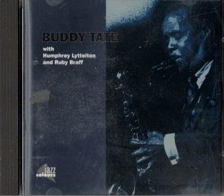 Buddy Tate -