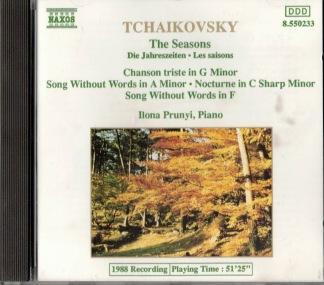 Tchaikovsky -