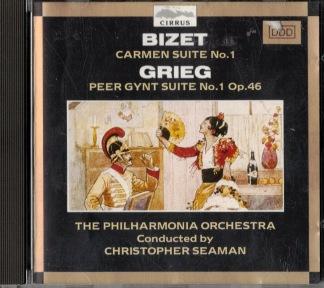 Carmen / Grieg -