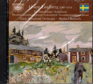 Oskar Lindberg -
