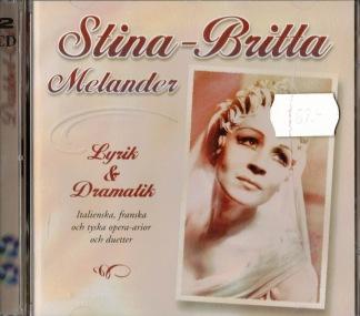 Stina-Britta Melander -