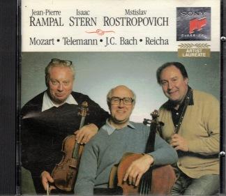 Rampal, Stern, Rostropovich -