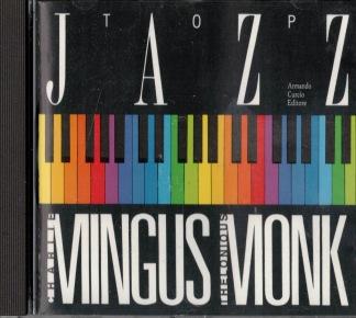 Charlie Mingus & Thelonious Monk -