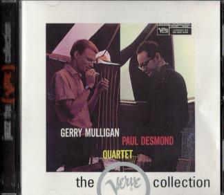 Gerry Mulligan & Paul Desmond Quartet -