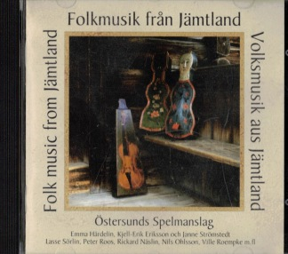 Östersunds Spelmanslag -