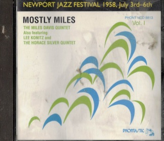 Mostly Miles -