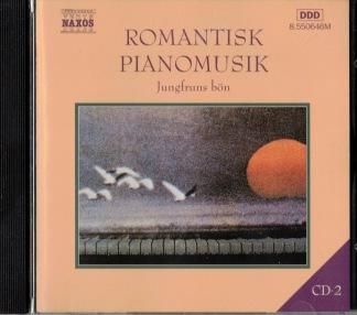 Romantisk Pianomusik -