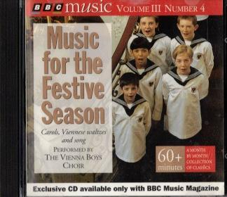 Music for the Festive Season -