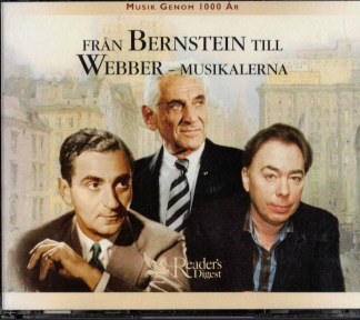 Från Bernstein till Webber -