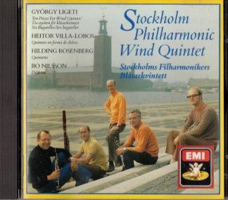 Stockholm Philharmonic Wind Quintet -