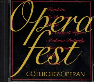 Göteborgsoperan -