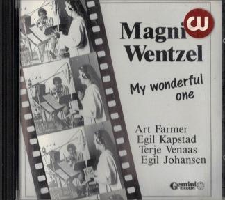Magni Wentzel -