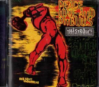Peace, love and pitbulls -