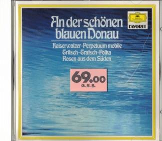 An der schönen blauen Donau -