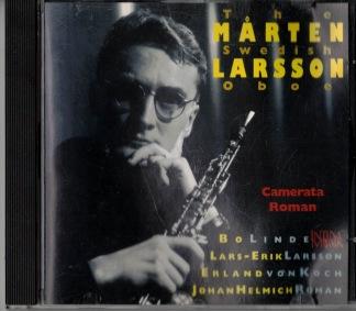 Mårten Larsson -