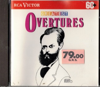 Greatest Overtures -