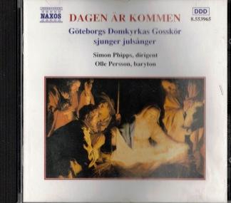 Göteborgs Domkyrkas Gosskör -