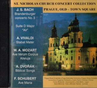 St. Nicholas Church concert collection -