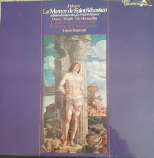 Martyren i San Sebastian -