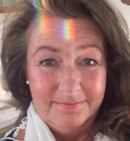 Carina Hoffman, GoldenKey terapeut/utbildare