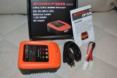 Batteriladdare Airsoft IP3025 (LiPo/LiFe/NiMH) iPower 25W/3A Orange