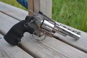 Revolver Dan Wesson 4
