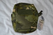Bältesficka Förvaring Utility Camouflage (8Fields) Airsoft 19*14cm