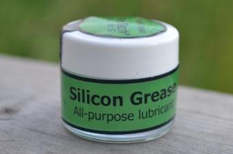 Silicon Fett Smörja 10ml (Smörjning Airsoft) Tillbehör