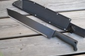 Tanto Machete m. Förvaring/Skydd/Slida (Cold Steel) Stor Kniv