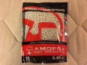 0,20g 5000st Kulor 1kg BIO Ares Amoeba (Diamond Precision) Airsoft