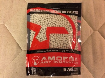 0,20g 5000st Kulor 1kg BIO Ares Amoeba (Diamond Precision) Airsoft