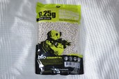 4000st Kulor 0,25g BB Airsoft (Guarder) Airsoft BIO Nedbrytningsbara