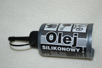 Silikon Olja 60ml m. Applikator (LEDA) Airsoft