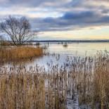 Hornborgasjöns utlopp
