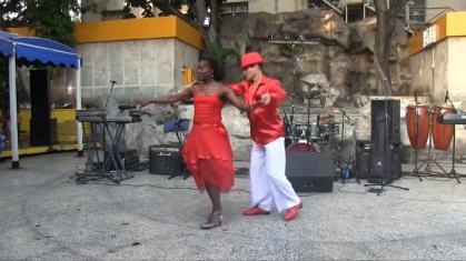 Carlos Rafael Gonzalez & Marie-Line - Show de Son Cubano - Voyage Cuba avril 2015