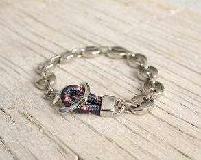 MARSTRAND Anchor bracelet - 15.5 cm/6.1