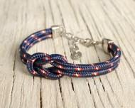 PROVIDENCE Square Knot bracelet