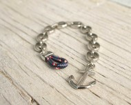 MARSTRAND Anchor bracelet