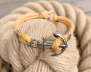 KEY WEST Anchor Bracelet - Summer Sun - Women S/L