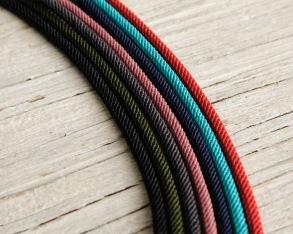 New Haven Ankararmband - Alla färger - Svart, 16.5 cm/6.5