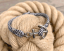 KEY WEST Anchor Bracelet - US Navy & White - Herr M/L