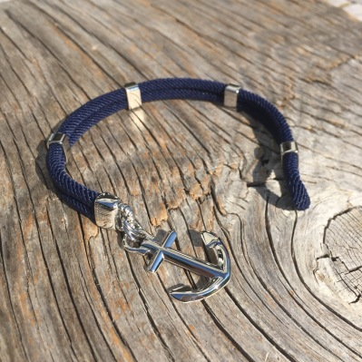 Waterproof anchorbracelet from Maris Sal Nautical