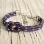 PROVIDENCE Square Knot bracelet - Providence multicoloured, one size