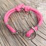 KEY WEST Anchor Bracelet - Summer Rose - Women S/L